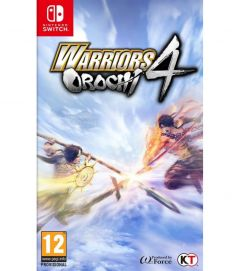 Joc Warriors Orochi 4 - sw
