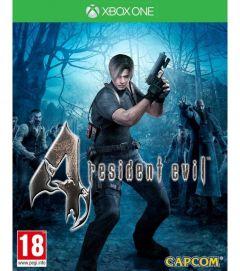 Joc Resident Evil 4 - xbox one