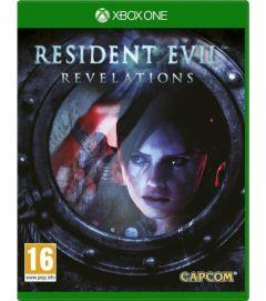 Joc Resident Evil revelations - xbox one