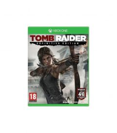 Joc Tomb Raider Definitive Edition - Xbox One