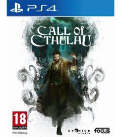 Joc Call Of cthulhu - ps4