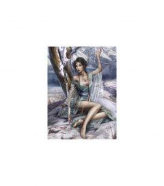 Puzzle Grafika - Cris Ortega: Frozen 2000 piese