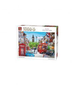 Puzzle King 1000 Macneil: Londra