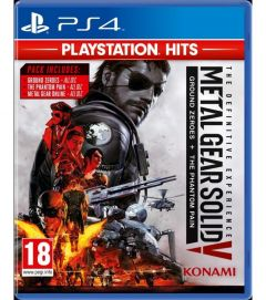 Joc Metal Gear solid 5 the phantom pain playstation hits - ps4