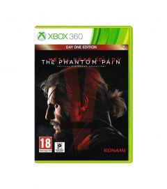 Joc Metal Gear solid 5 the phantom pain d1 edition - xbox360