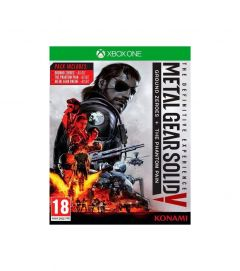 Joc Metal Gear solid 5 definitive experience - xbox one