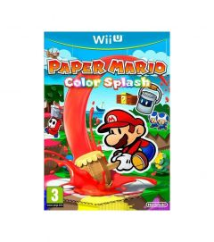 Joc Paper Mario color splash - wii u