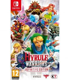 Joc Hyrule Warriors definitive edition - sw