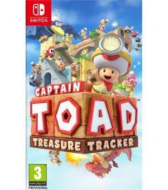 Joc Captain Toad treasure tracker - sw