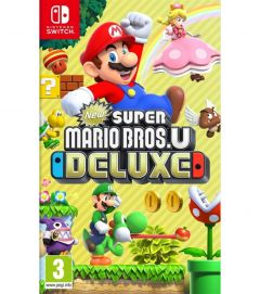 Joc New Super mario bros u deluxe - sw