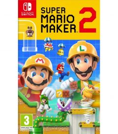 Joc Super Mario Maker 2 - SW