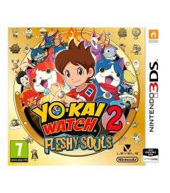 Joc Yo-kai Watch 2 fleshy souls - 3ds