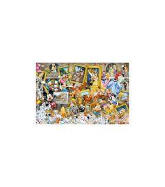 Puzzle Ravensburger 5000 Lumea Disney