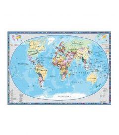 Puzzle Schmidt - 1000 de piese - Harta politica a lumii