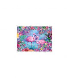 Puzzle Schmidt 500 Flamingo