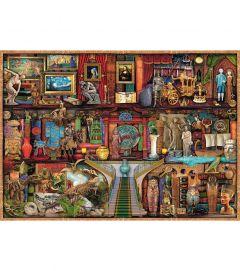Puzzle Schmidt - 1000 de piese - Aimee Stewart: Comori artis