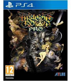 Joc Dragons Crown pro battle hardened edition - ps4