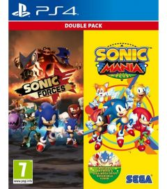 Joc Sonic Double pack - ps4