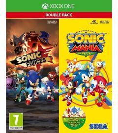 Joc Sonic Double pack - xbox one