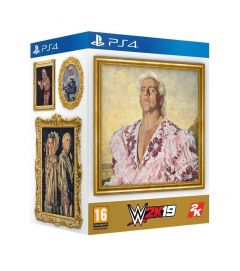 Joc Wwe 2k19 collectors edition - ps4