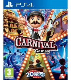 Joc Carnival Games - ps4