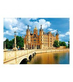 Puzzle Trefl - 1000 de piese - Schwerin Palace