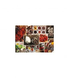Puzzle Trefl - Collage - Spices 1.000 piese