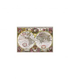 Puzzle Trefl 2000 Harta istorica a lumii
