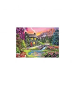 Puzzle Trefl - Mountain Idyll 500 piese