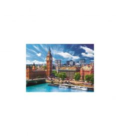 Puzzle Trefl - Sunny Day in London 500 piese