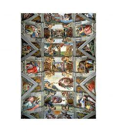 Puzzle Trefl - 6000 de piese - Capela Sixtina