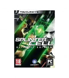 Joc Compilation Ultimate splinter cell - pc