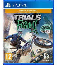 Joc Trials Rising Gold Edition - Ps4