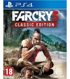 Joc Far Cry 3 classic edition - ps4