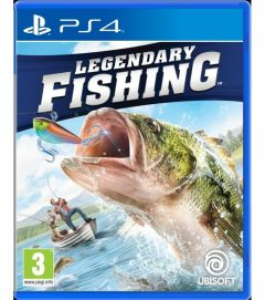 Joc Legendary Fishing - ps4