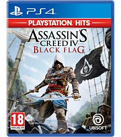 Joc Assassins Creed 4 black flag playstation hits - ps4