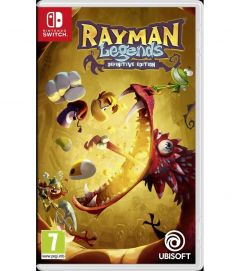 Joc Rayman Legends definitive edition - sw