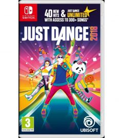 Joc Just Dance 2018 - Sw