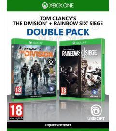 Joc Compilation Rainbow six siege & the division - xbox one