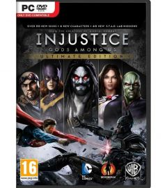 Joc Injustice Gods among us ultimate edition - pc