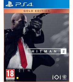 Joc Hitman 2 gold edition - ps4