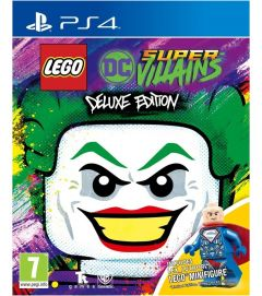Joc Lego Dc supervillains deluxe edition - ps4
