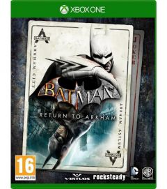 Joc Batman Return To Arkham - Xbox One