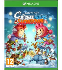 Joc Scribblenauts Showdown - xbox one