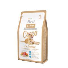 Hrana uscata pentru pisici Brit Care, Cocco Gourmand, 7 kg
