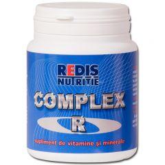 Supliment de vitamine si minerale, Redis, Complex R, 50 capsule