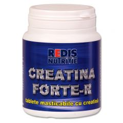 Creatina Forte-R, Redis, 500 tablete masticabile