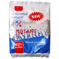 Set 12 bautura instant Redis, Instant Energy, 12 x plic 15g