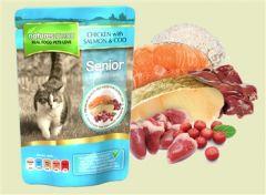 Natures Menu Cat Senior 100 gr