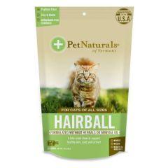 Supliment nutritiv pentru pisici, Pet Naturals Hairball Formula Cat 30 tb
